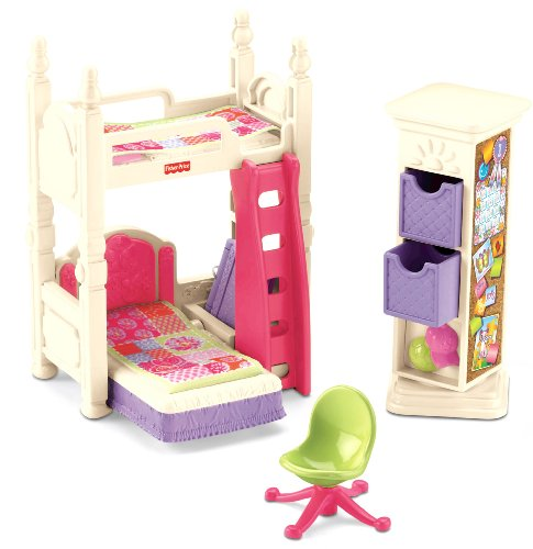 Fisher Price Loving Family Deluxe Decor Kids - Kids And Family
