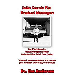 Sales Secrets for Product Managers Audiobook