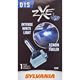 SYLVANIA D1S zXe High Intensity Discharge (HID) Headlight Bulb (Contains 1 Bulb)