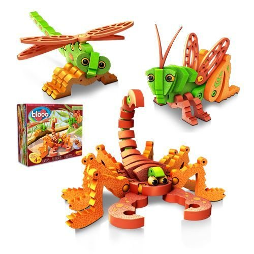 Bloco Toys - Scorpions and Insects