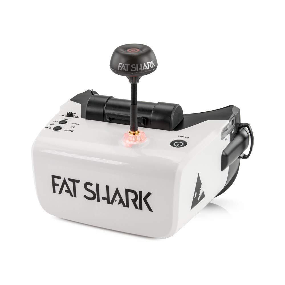 2019 Latest Version! Fat Shark Scout Headset FPV Goggles Glasses for RC FPV Racing Drones FANCYWING by FANCYWING