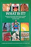 What Is It?, Simon and Schuster Staff, 0671684671