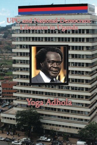 Upc and National-Democratic Liberation in Uganda PDF