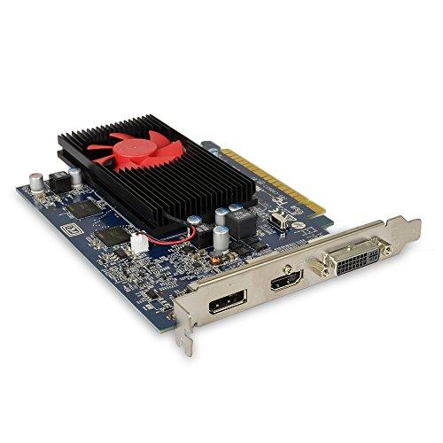 HP Radeon R7 450 4GB GDDR5 PCI Express PCIe DVI Video Card HDMI DisplayPort by HP