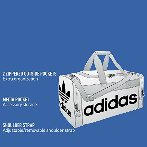 Jersey Santiago white Originals black Adidas Onix BorsoneUnisexBlack Nn0OXwk8P