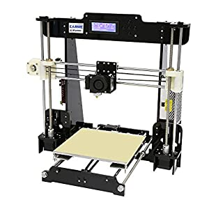 Anet A8 3D Desktop Acrylic LCD Screen Printer DIY High Accuracy Self Assembly from Anet