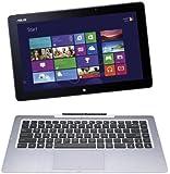 Asus Transformer Book T300LA 33,8 cm (13,3 Zoll) Convertible Tablet-PC (Intel Core i5 4200U, 1,6GHz, 4GB RAM, 128GB HDD, Intel HD, Win 8 Touchscreen) schwarz