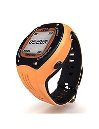 Pyle PSGP310 GPS Smart Digital Sports Training Watch
