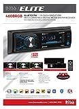 BOSS Audio Systems Elite 460BRGB Multimedia Car