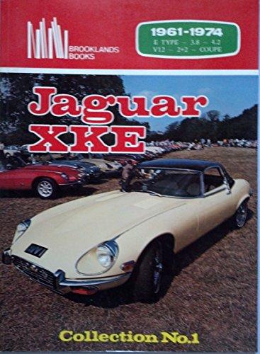 Jaguar XKE (1961 - 1974,  E Type-3.8-4.2  V12-2+2-Coupe -Collection No.1)