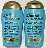 Ogx Renewing Argan Oil of Morocco Shampoo & Conditioner Travel Size - 3