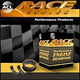 ACL 4B1185H-.25 Oversized High Performance Rod Bearing Set for Mitsubishi, 0.25mm