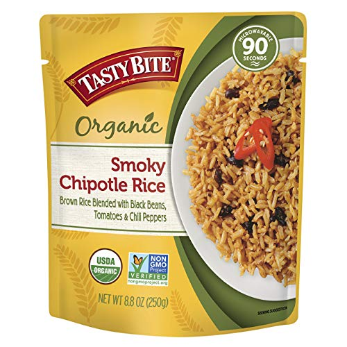 Tasty Brand, Rice Smoky Chipotle Organic, 8.8 Ounce