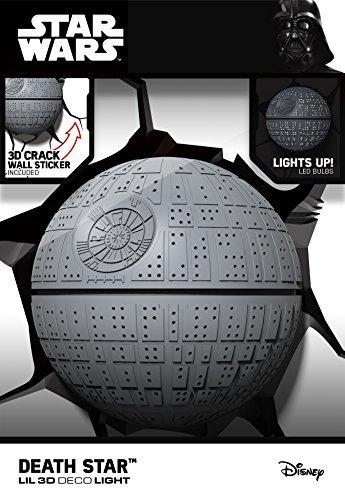 Blue Sky Wireless Lil' Death Star 3D Deco (Idee De Deco D'halloween)