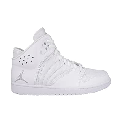 reputable site b9308 40968 Nike Air Jordan 1 vol 4 Hommes Hi Top Basketball Formateurs 820135 Sneakers  Chaussures  Amazon.fr  Chaussures et Sacs