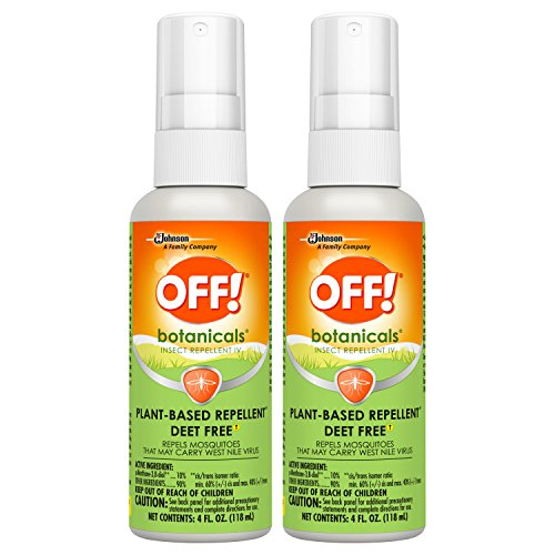 Best Mosquito Repellent Spray