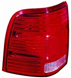 Depo 330-1909L-UF Ford Explorer Driver Side Tail Light Unit