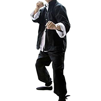 Uniforme de artes marciales, trajes tang para kung fu, juego de 3 ...