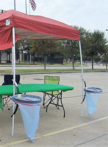 Hang N Out Too, The Ultimate Tailgating Trash Bag Holder -