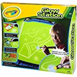 Crayola Glow Station can create with Light!