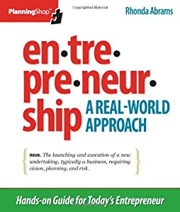 Entrepreneurship: A Real-World Approach by Planning Shop