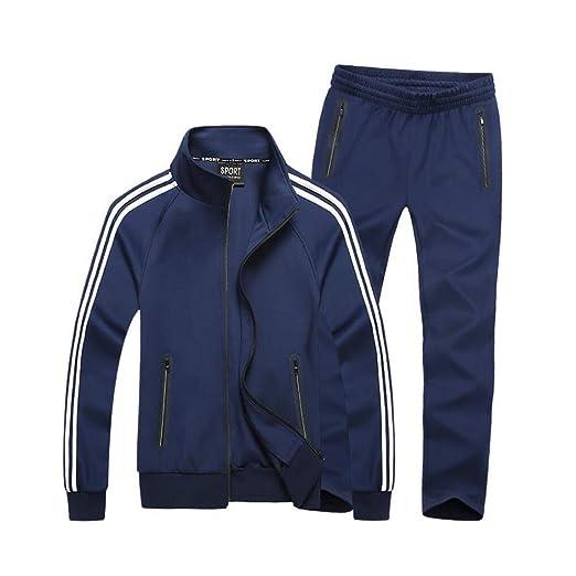 Chándal para hombre - Conjuntos de ropa deportiva de moda ...