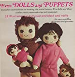 img - for Eva's Doll and Puppets: Complete Instructions for Making the World-Famous Eva Dolls and Their Clothes with Yarn and Other Soft Materials book / textbook / text book