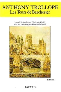 Les tours de Barchester par Trollope