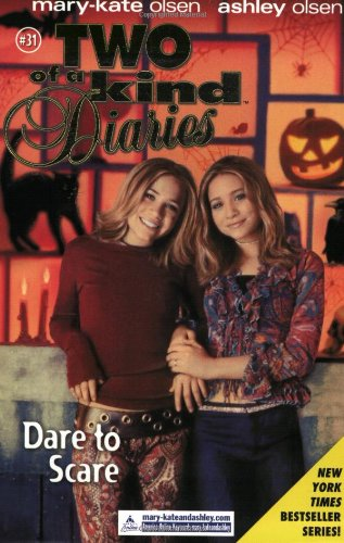 Dare to Scare (Two of a Kind Diaries) -