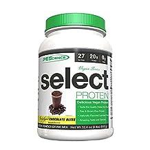 PEScience - Select Protein Vegan Series Indulgent Chocolate Bliss - 2 lbs.