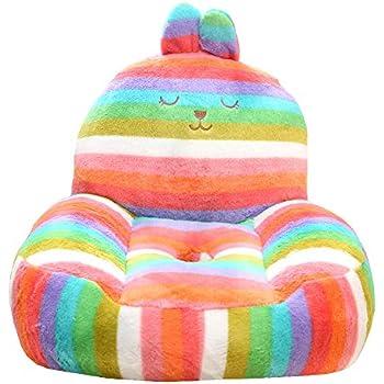 Amazon Com Ahh Products Tie Dye Rainbow Kid Bean Bag