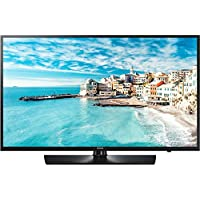 Samsung 690 HG43NF690UF 43 2160p LED-LCD TV - 16:9-4K UHDTV - Black - ATSC - 3840 x 2160 - Dolby Digital Plus - 20 W RMS - LED Backlight - Smart TV - 3 x HDMI - USB - Ethernet - Wireless LAN -