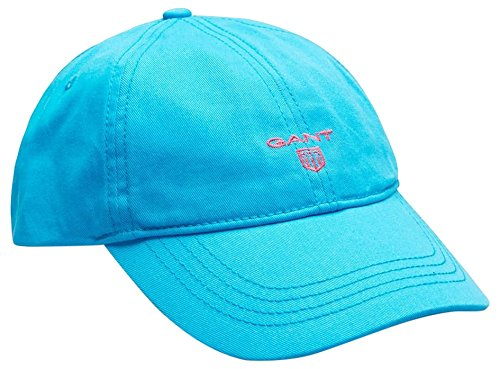 Gant O. Contrast Twill Cap Gorra de béisbol, Azul (Blue 417 ...