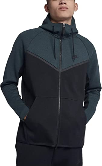 Nike Mens Sportswear Tech Fleece Windrunner Hooded