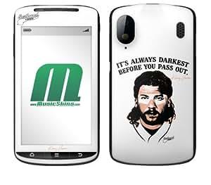 MusicSkins MS-EBDN30339 Smartphone Multicolor funda y carcasa para móvil - fundas y carcasas para móviles