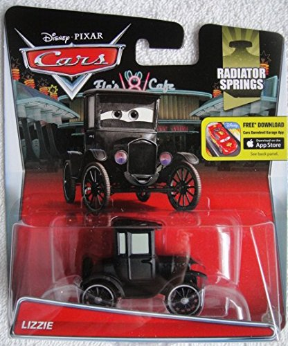 DISNEY PIXAR CARS RADIATOR SPRINGS LIZZIE 19 19 by Disney