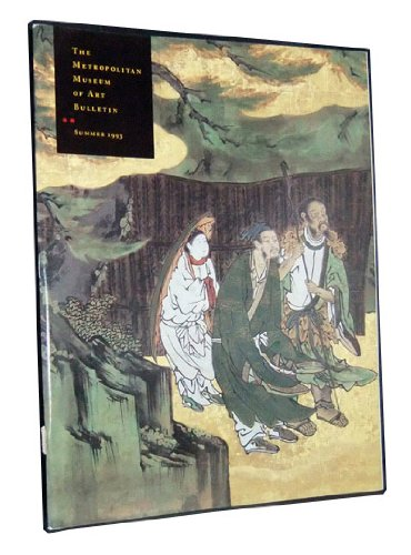 The Metropolitan Museum of Art Bulletin, Summer 1993 (Volume LI, Number 1); Immortals and Sages: Paintings from Ryoanji Temple