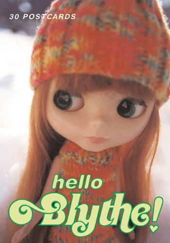 Read Online Hello Blythe!: 30 Postcards pdf