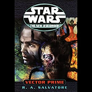 Star Wars: The New Jedi Order: Vector Prime Hörbuch