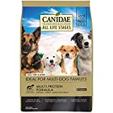 CANIDAE All Life Stages Dog Dry Food Chicken, Turkey, Lamb & Fish Meals Formula 5lbs