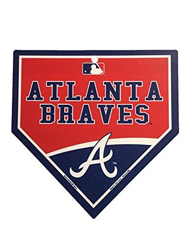 Atlanta Braves Home Plate - 1