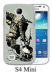 big daddy White Personalized Photo Custom Samsung Galaxy S4 Mini Cover Case