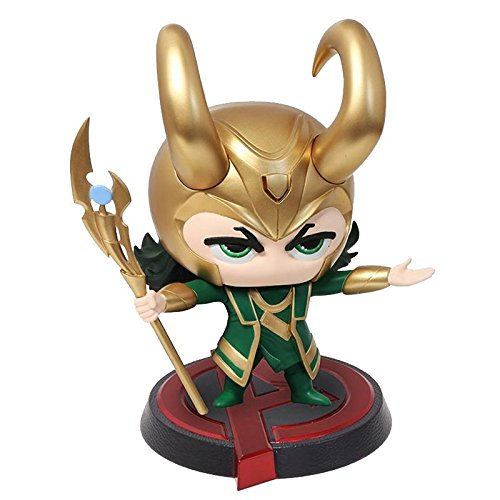 Dragon Models Ultron Loki Bobblehead