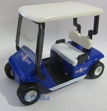 1 32 Modellauto Pull Back Golfauto Minigolf Auto Golf Cart Miniature
