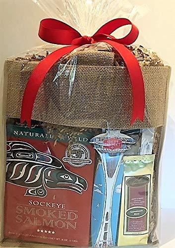 Washington's Finest Gift Basket