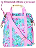 Lilly Pulitzer Insulted Backpack Cooler Large