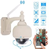 Szsinocam 3.5 HD 960P Wireless WiFi PTZ IP Camera 2.8~12mm Auto-focus 1/3'' for Sony CMOS 18pcs IR lamps IR-CUT Waterproof Night Vision Motion Detection CCTV Camera for Home Security