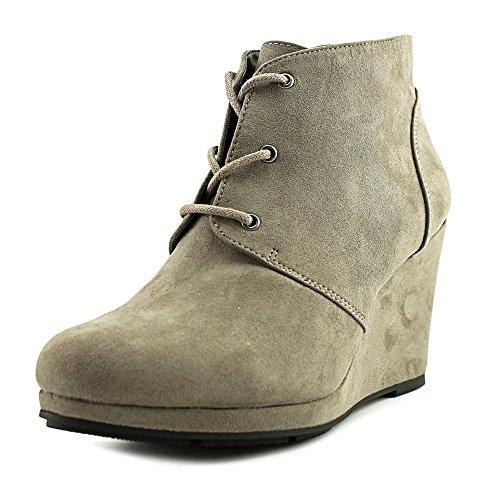 Style & Co. Damen Alaisi Geschlossene Zehe Ankle Fashion Boots Grau