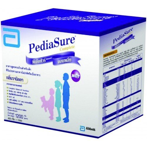 PediaSure Milk Powder Complete Balanced nutrition Vanilla for sale  Delivered anywhere in USA