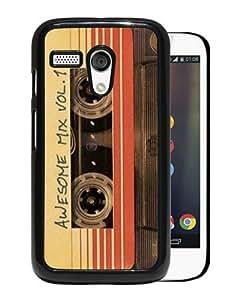 Hot Sale Motorola Moto G Case ,Awesome Mix Vol 1 Black Motorola Moto G Cover Case Unique Popular Designed Phone Case